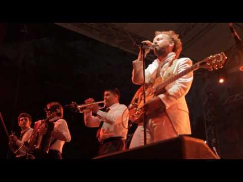 Shantel Live 12/06/10 Athens Greece Kosmos Festival