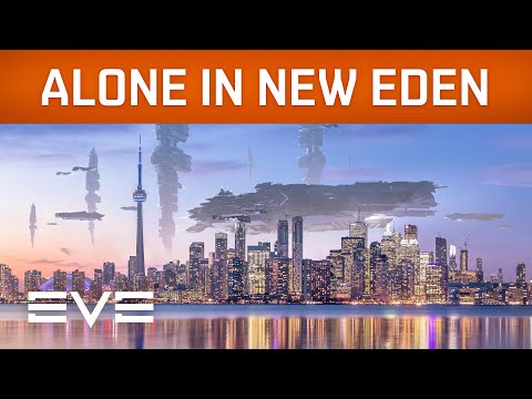 EVE North 2019 - Alone in New Eden