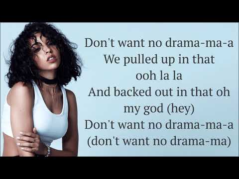 Tinashe ~ No Drama ft. Offset ~ Lyrics