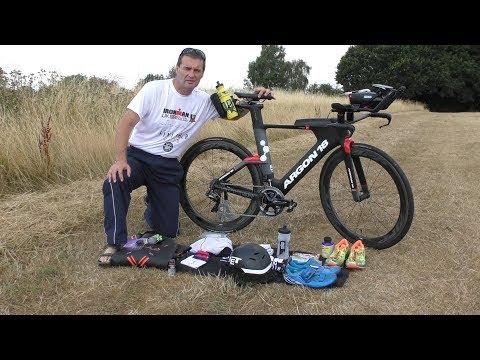 Ironman UK - Bolton 2018 Kit