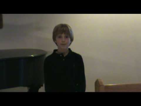Voice of an Angel Performed by Jon Olsen