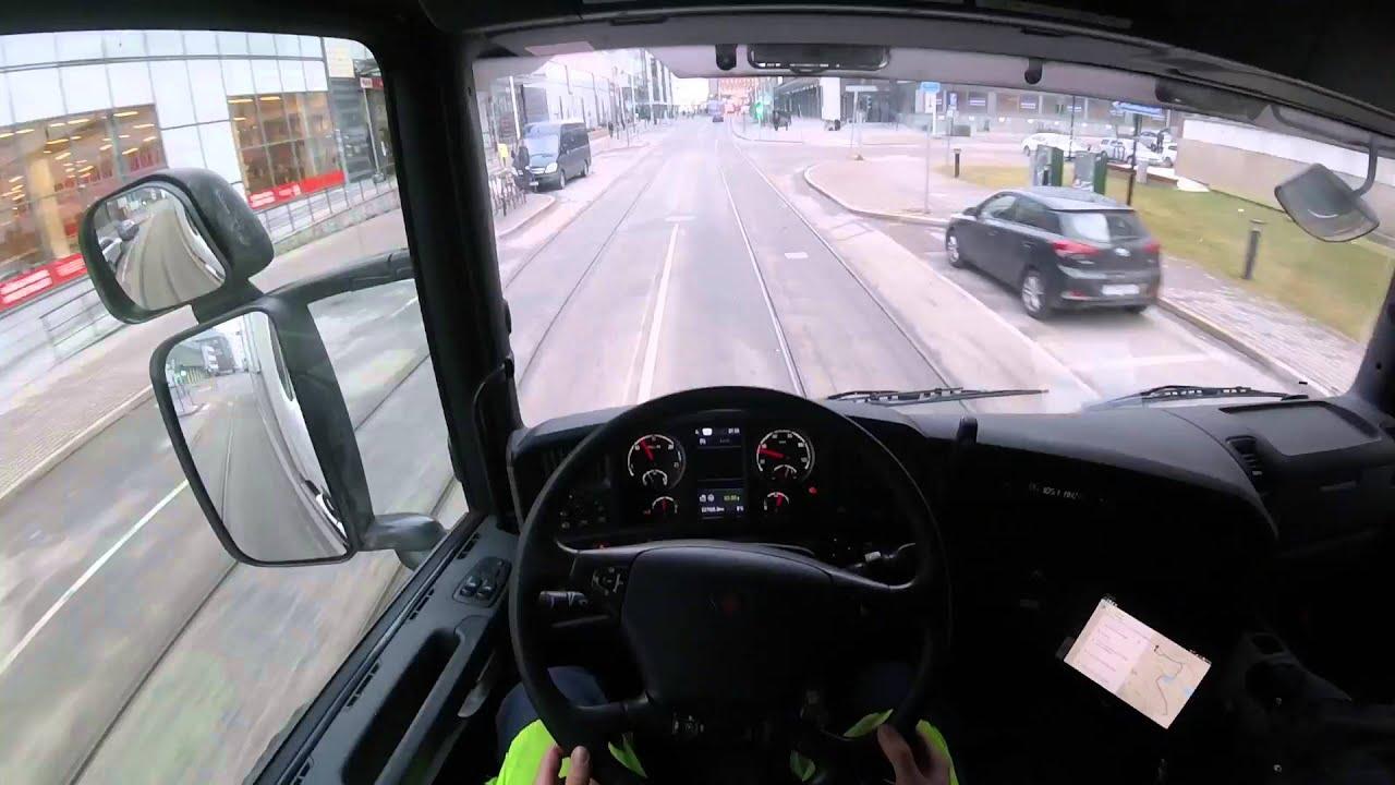 LEGO City Scania Truck Instructions - YouTube