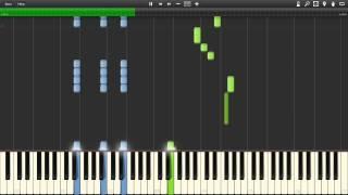 Skillet - Comatose Piano (Synthesia)