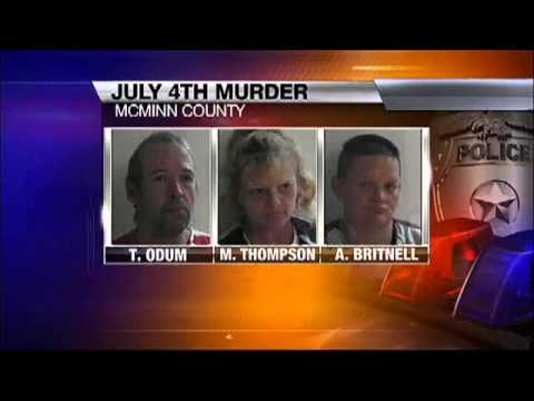 McMinn County Murder Suspects in Court