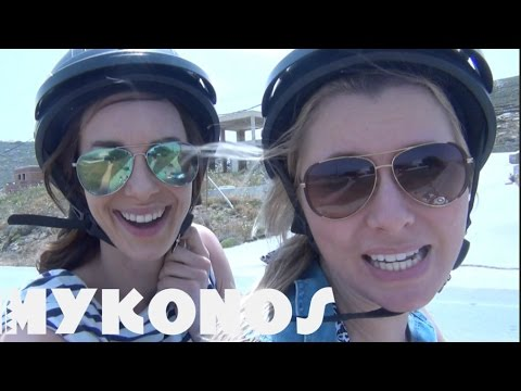 My Trip to Mykonos - Travel Review