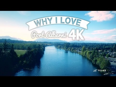 Why I Love: Port Alberni