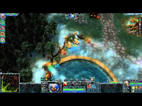 видео: heroes of newerth (hon ) игра типа доты.