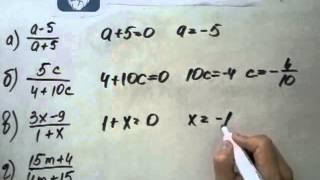 Номер 1.3. Алгебра 8 класс. Мордкович