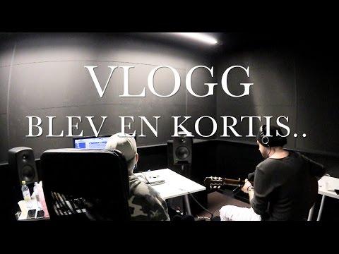 Vlogg  |  Blev en kortis från studion!