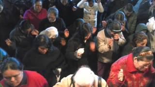 Adoracion: Subamos Al Monte De Dios Tablada Nueva (parte 01)2014 Octb.biblia: Lc. Cap: 4..