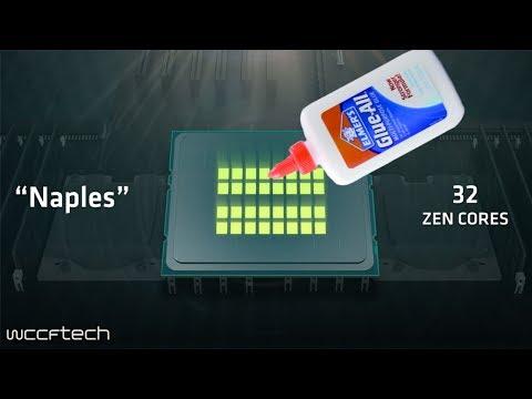 Intel Calls AMD Naples A