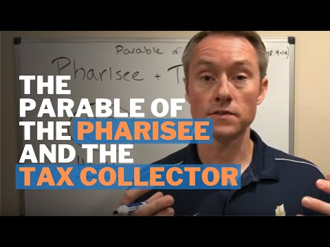 The Parable of the Pharisee and the Tax Collector (Publican)