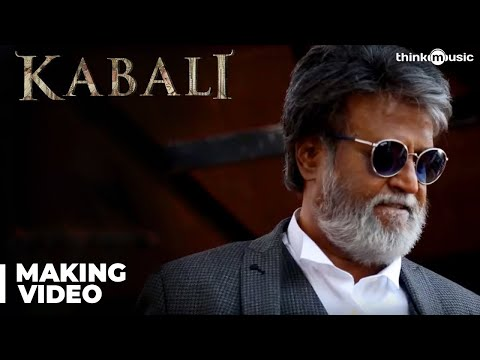 Kabali Tamil Movie Making | Rajinikanth |...