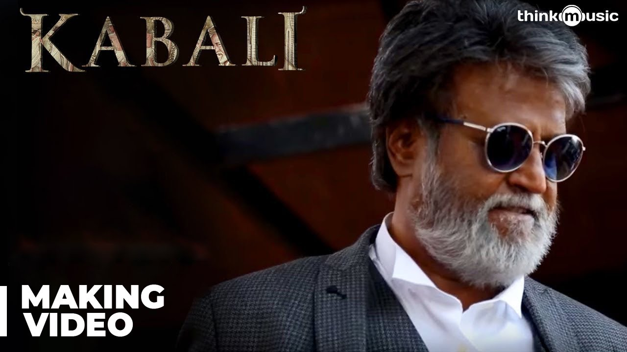 kabali tamil movie making