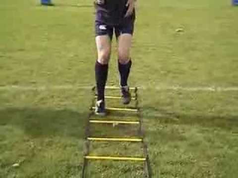 Entraînement - Echelle - Rugby à XIII