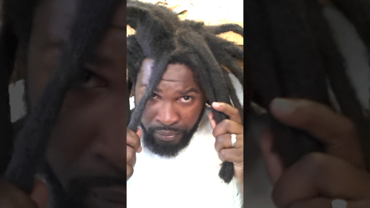 free form dreads lucious youtube