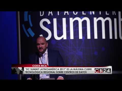 Data Center Summit Latinoamérica 2017 será el 10 de agosto en Costa Rica