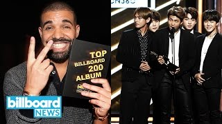 Billboard Music Awards Highlights: Nicki Minaj, Camila Cabello, BTS, Drake & More! | Billboard News