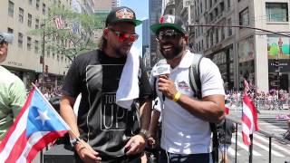 Desfile Nacional Puertorriqueño de Nueva York 2015 //The National Puerto Rican Day Parade