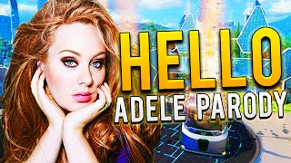 "Black Ops 3 - Adele ""Hello"" Song PARODY! (Music Video Parody)"