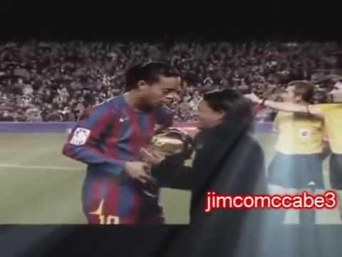 9a812af883d ★Ronaldinho skills|tricks|goals|emotions in Barcelona