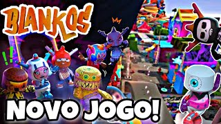 NOVO MUNDO DE MINI GAMES BLANKOS BLOCK PARTY GAMEPLAY PETER TOYS