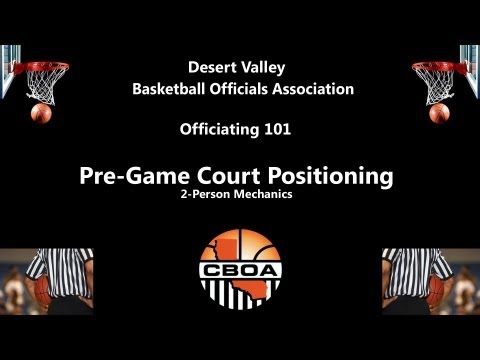 officiating-101---pregame-positioning---nfhs-2-person-mechanic