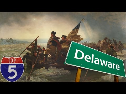 Top 5 Facts About Delaware