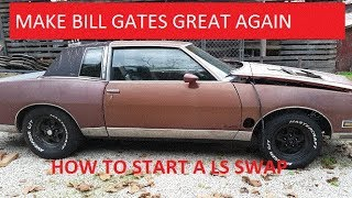 How to start your LS SWAP / LM7 5.3 SWAP. Part 1 LS swap a Gbody.