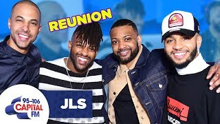JLS Talk Their Reunion And 2020 'Beat Again' Tour 💙❤️💚💛 | FULL INTERVIEW | Capital