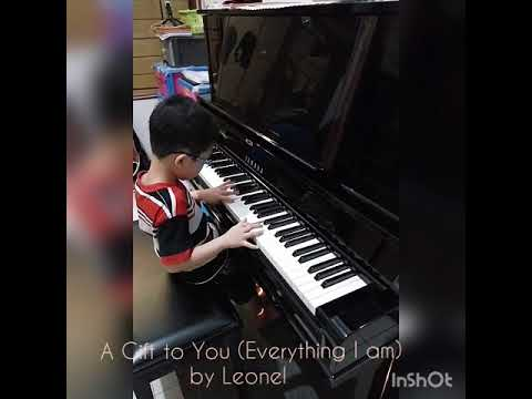 A Gift to You (Everything I am) by Lionel
