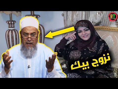 شاهد ماذا طلبت نعيمة عبابسة من الشيخ شمس الدين التفاصيل!!
