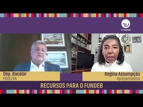 Bacelar defende votação de permanência do Fundeb   20/04/20
