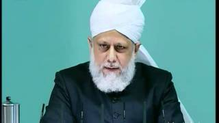 (Indonesian) Friday Sermon 12th November 2010 Patience and Steadfastness