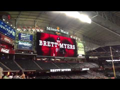 Brett Myers entrance video