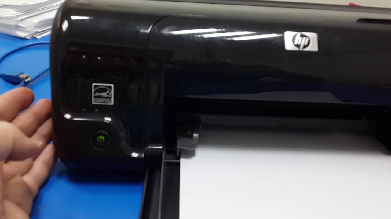 HP Deskjet D1660 Printer Driver (2019)