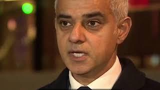 伦敦市长:恐怖主义是懦弱和邪恶的
