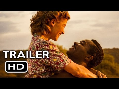 A United Kingdom Official Trailer #1 (2016) David Oyelowo, Rosamund Pike Drama Movie HD