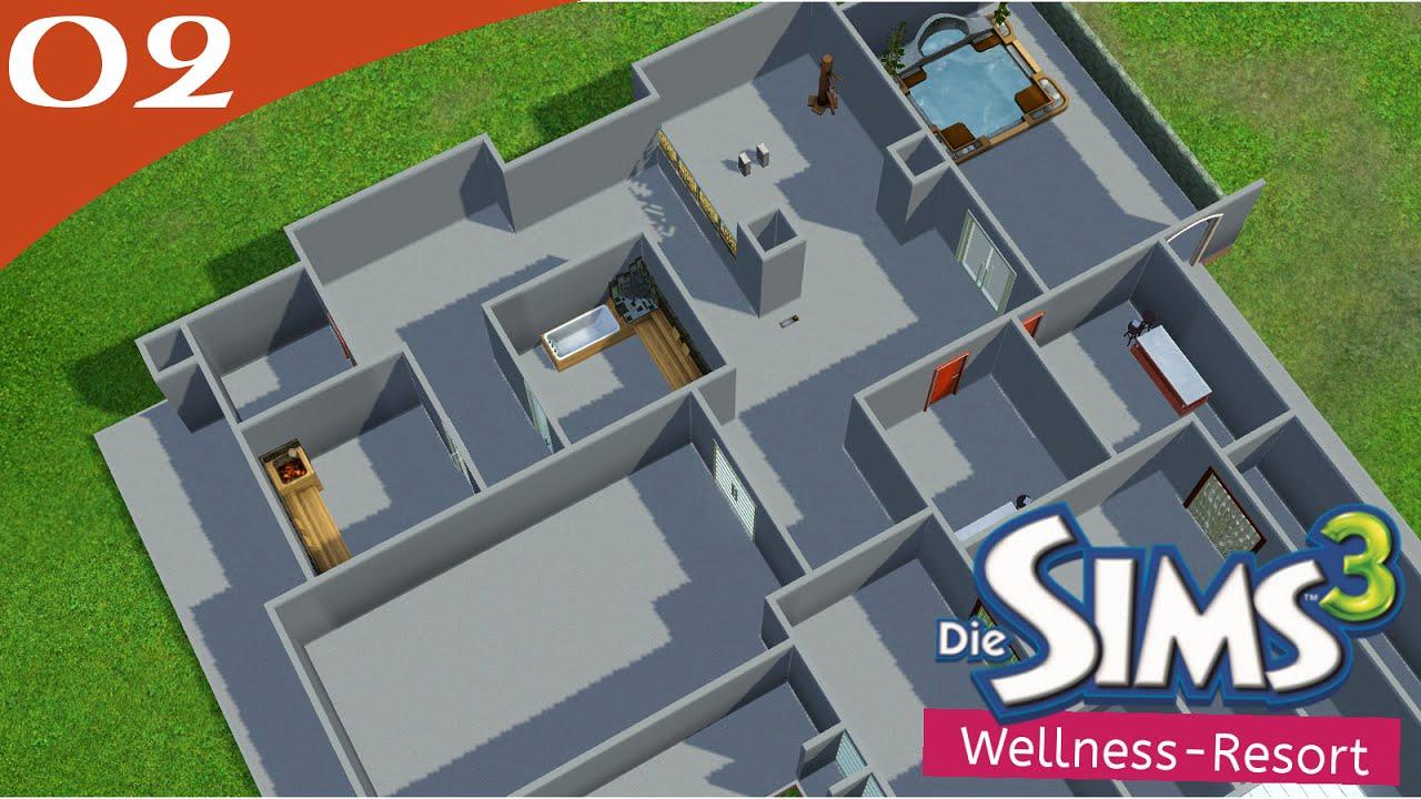 Sims 2 Hotel Bauen