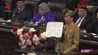 Jokowi: Izinkan Saya Memindahkan Ibu Kota ke Pulau Kalimantan