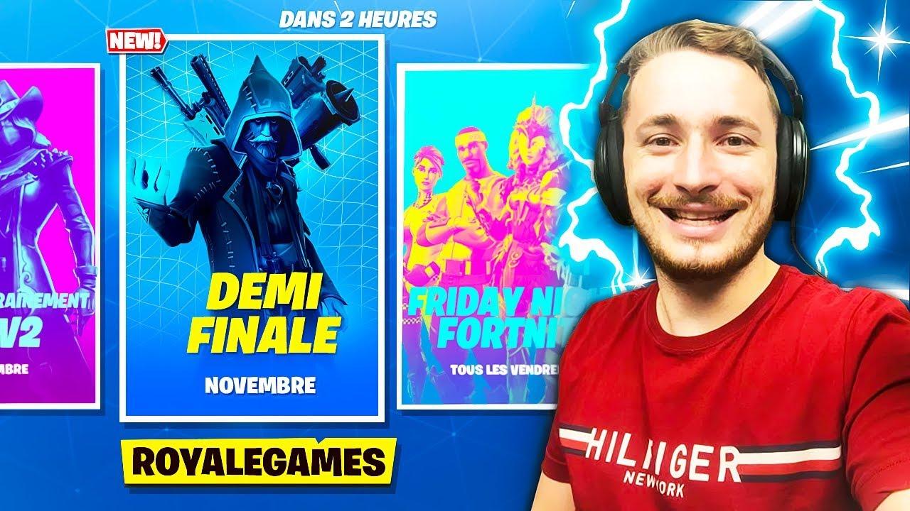 ROYALE GAMES: LE STRESS AVANT LA FINALE !!! [épisode 3]