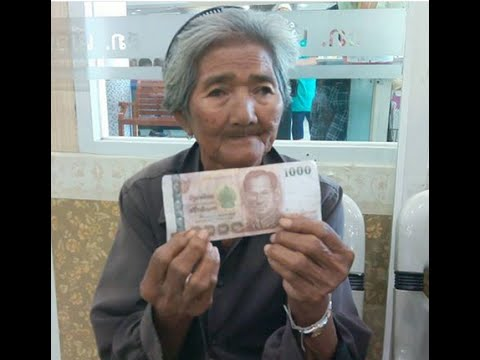 Thailand Fake Money Thai Baht 1000 bhat Notes Now in Pattaya