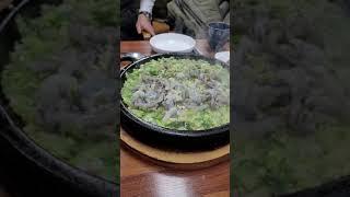 독특한 낙지볶음~ 건강식♡