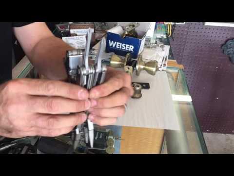 Locksmith Hand Tools & Multitool Use