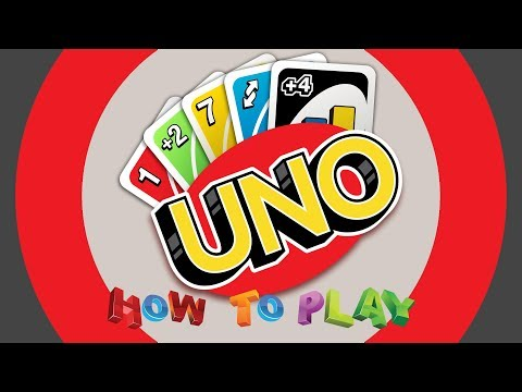 How To Play UNO | Rules Of UNO | UNO Card Game Rules