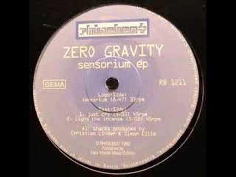 Zero Gravity - Sensorium
