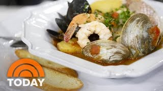 This French Bouillabaisse Is Easier To Make Than You Think | TODAY