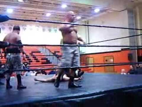 KWA  3 On 2 Tag Match  Part 2 522009