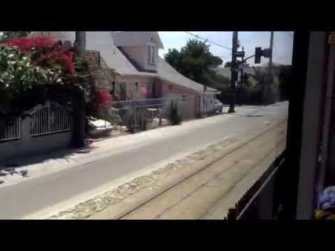 Metro Gold Line—Arroyo Seco Freeway and Highland Park