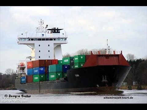 DANCE - Container Ship